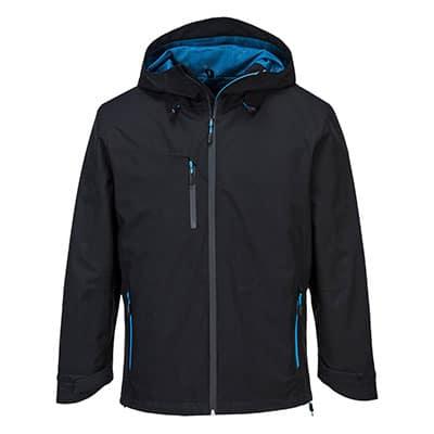 S600 Portwest X3 Shell Jacket Black Gavmanak