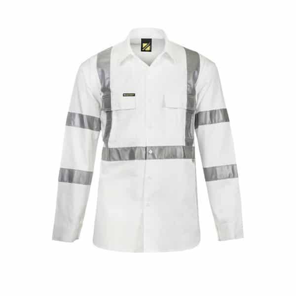 ws3222 hi vis Nightworker Shirt